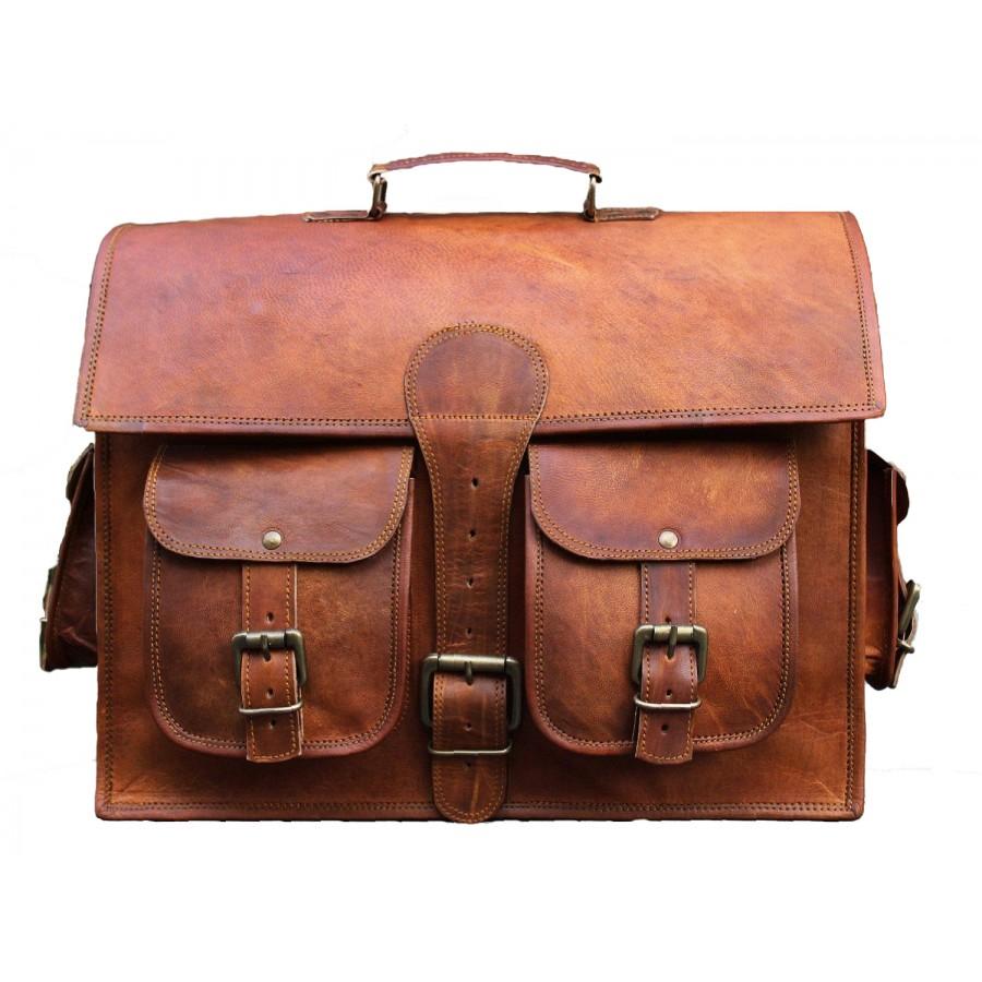 cc6b9eb326067 DAILY II™ Skórzana aktówka, teczka, torba na ramię. Skóra naturalna. 15