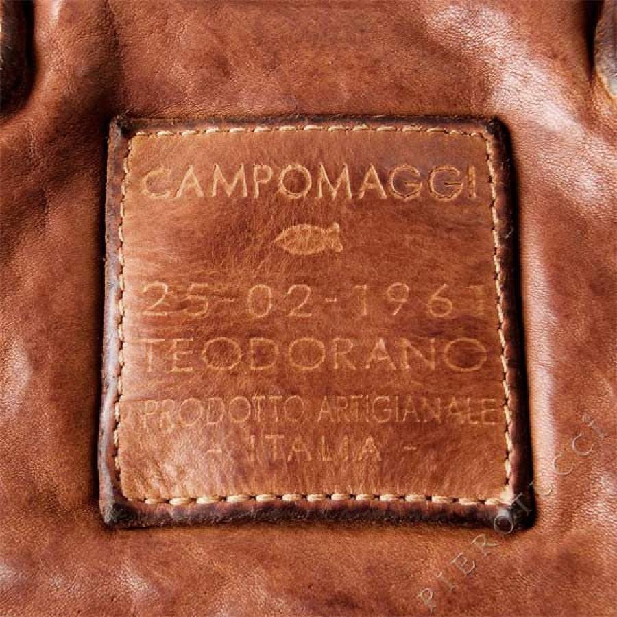 Torba Campomaggi 'Lavata' vintage, business 43 cm