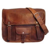 Skórzana torba na ramię College2, skóra naturalna