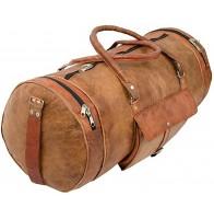 Torba podróżna Vintage Traveller, skóra kożlęca