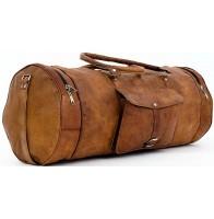 Torba podróżna Vintage Hold 2, skóra kożlęca