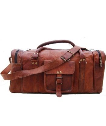 """5. Torba podróżna 'Vintage Sack Traveler"""" skóra naturalna, vintage 20"""" - 30"""""""