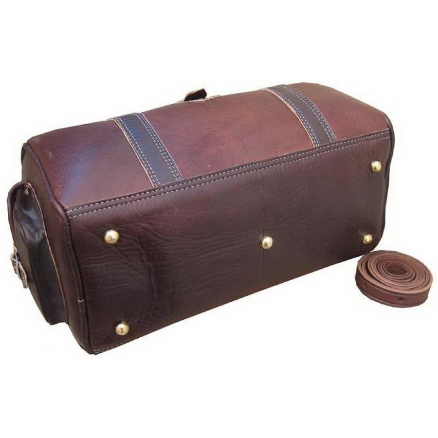Skórzana torba podróżna XL3, ręcznie robiona