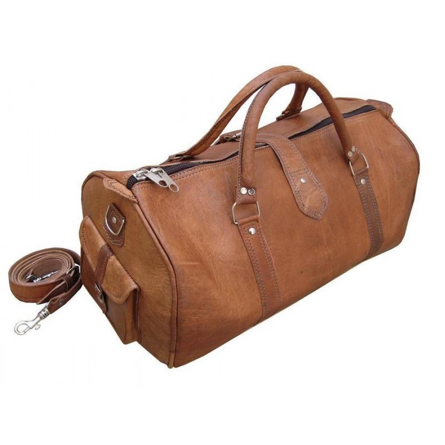 Skórzana torba podróżna XL2, ręcznie robiona