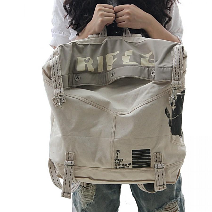 d33724d5181f Torba na ramię  RIFLE  plecak - torba na ramię unisex XL